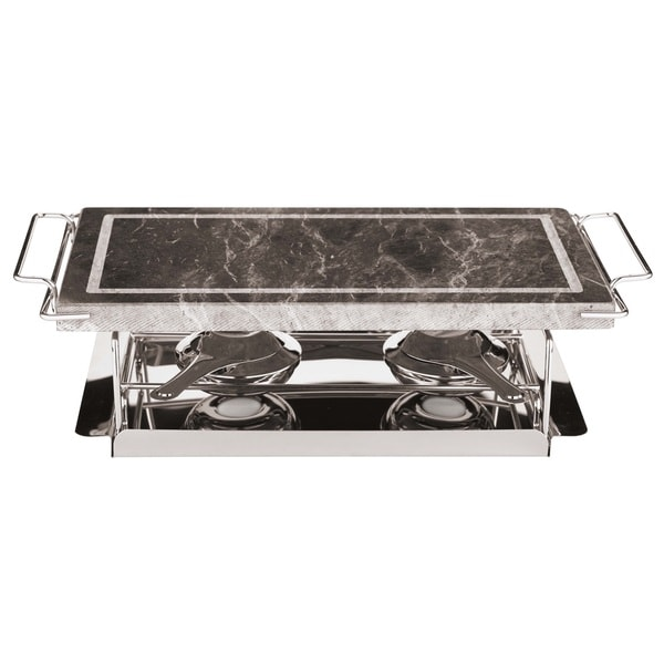 Paderno World Cuisine 41315-04 Stone Grill Set 13307659
