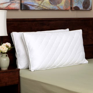 Eddie Bauer Quilted King-size Hypoallergenic Down Alternative Pillow (Set of 2)