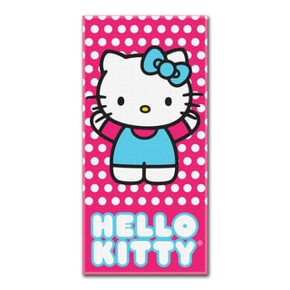 Hello Kitty Bright Cotton Beach Towel