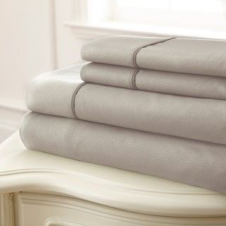 Sloan Easy Care Embossed Sheet Set