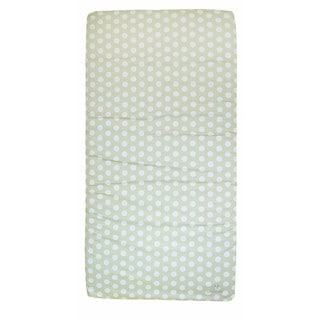 Candide Polka Dot Portable Playard Mattress