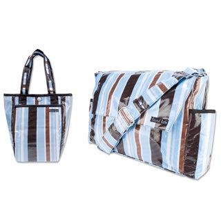 Trend Lab 2-piece Diaper Bag Kit in Max