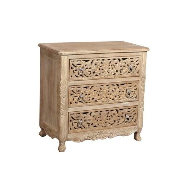 Carver 3-drawer Cabinet