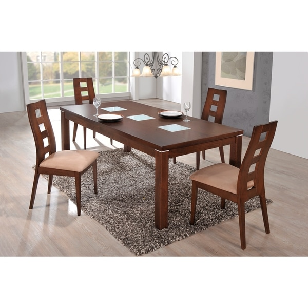 Burn Beech Dining Table