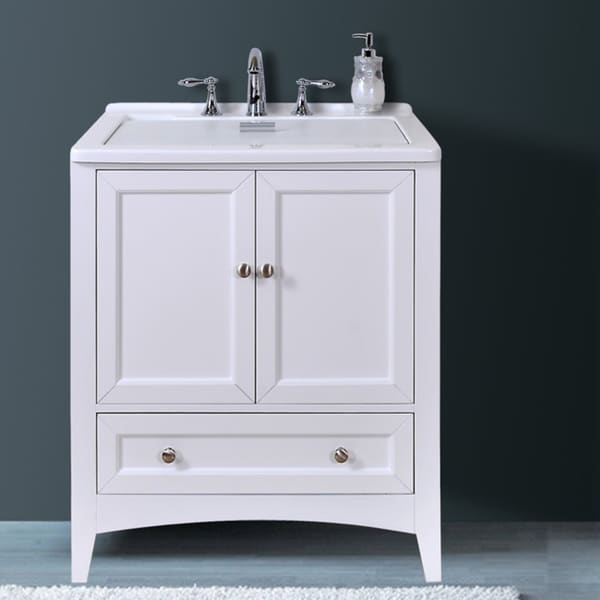 Sink And Washer All In One : inch-all-in-one-laundry-vanity-sink-in-White-finish-with-Acrylic-Sink ...