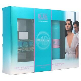 Antonio Banderas Blue Seduction Women's 2-piece Fragrance Set
