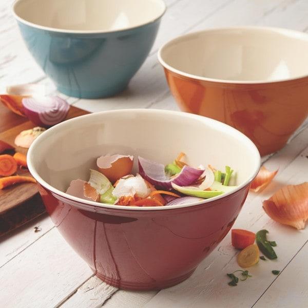 Rachael Ray Cucina Pantryware Melamine Garbage Bowl 13310465