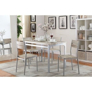 Modern Dining Set 5-piece