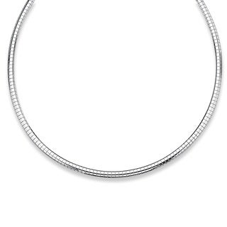 Toscana Collection 16-inch Omega-link Necklace