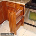 Century Outdoor Living Kitchen Spice Pull-out Base Cabinet