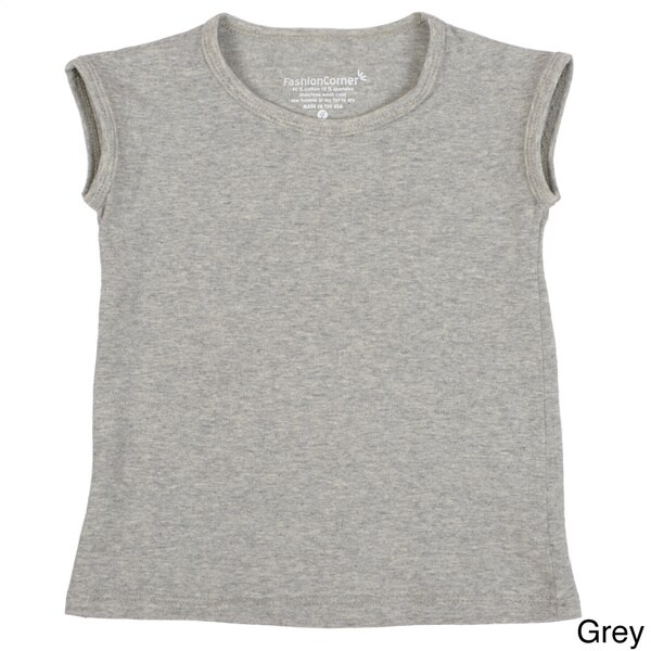 Fashion Corner Kid's Short-sleeve Layering Top