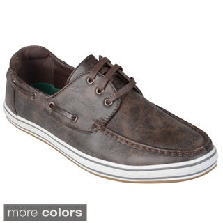 Boston Traveler Men's Casual Lace-up Shoes