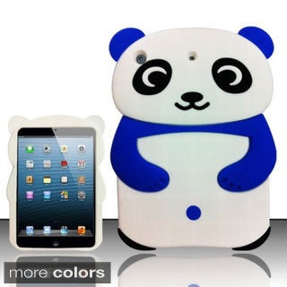 BasAcc 3D Cute Panda Soft Gel Silicone Case Cover for Apple iPad Mini