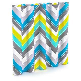 Intelligent Design Ariel Shower Curtain