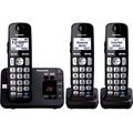 Panasonic KX-TGE233B DECT 6.0 1.90 GHz Cordless Phone - Black