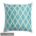 Emeline 20-inch Feather and Down Filled Throw Pillows (Set of 2)