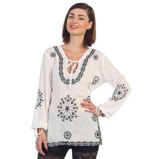 Hadari Women's Casual Long Sleeve Top