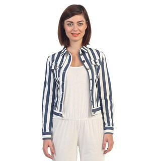 Hadari Women's Button-up Jacket