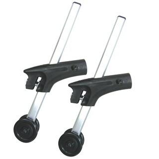 Anti Wheelchair Tipper with Wheels