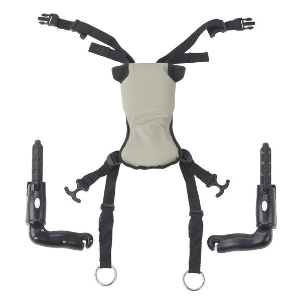Hip Positioner and Pad for Trekker