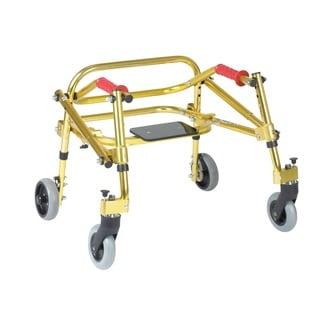 Nimbo Rehab Lightweight Posterior Posture Walker with Seat