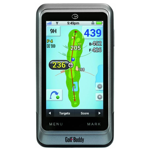 Platinum Golf GPS Handheld PT4