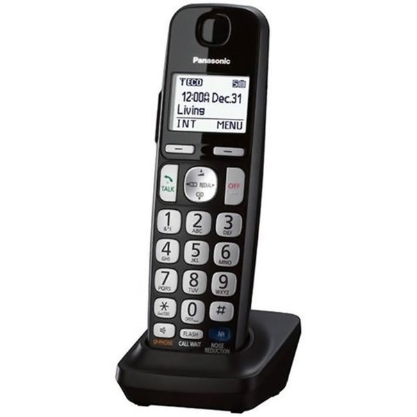 Panasonic Black Extra Handset for TGE210/230/240/260/270 Series