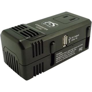 Symtek WorldPlug HDVC Universal Voltage Converter