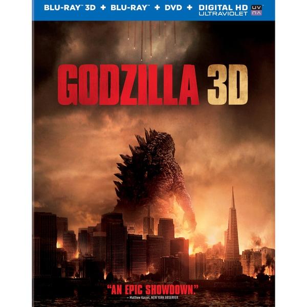 Godzilla 3D (Blu-ray/DVD) 13315312