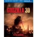 Godzilla 3D (Blu-ray/DVD)