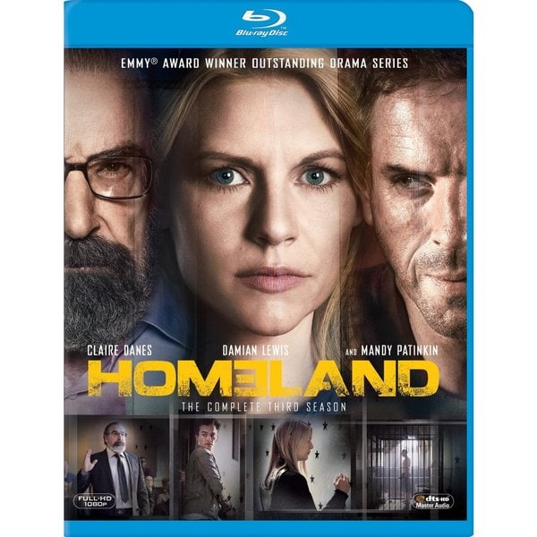 Homeland: Season 3 (Blu-ray Disc) 13315323