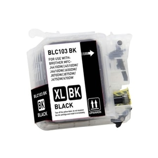 BasAcc Color/ Black Compatible Ink Cartridge for Brother J4510DW J4610DW J4710DW