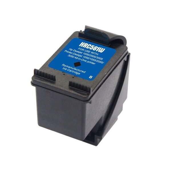 INSTEN Cyan Remanufactured Ink Cartridge for HP Deskjet 1050 OfficeJet Pro 8500