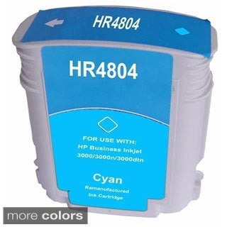 INSTEN Color No.12 Remanufactured Ink Cartridge for HP Business Inkjet 3000