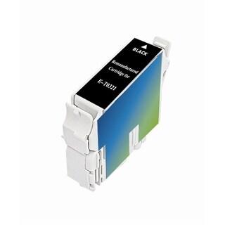 INSTEN Black Remanufactured Ink Cartridgefor Epson Stylus C80WN C82 CX5200 C80