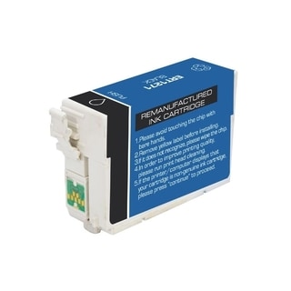 BasAcc Black Remanufactured Ink Cartridgefor Epson Stylus NX625/ WorkForce 630