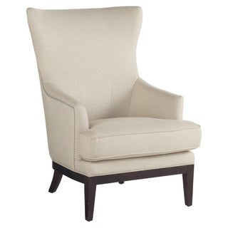 Sunpan Reynaldo Fabric Linen Armchair