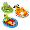 Intex Inflatable See-Me Sit Kid's Pool Rider