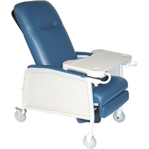 3-position Heavy-duty Bariatric Geri Chair Recliner