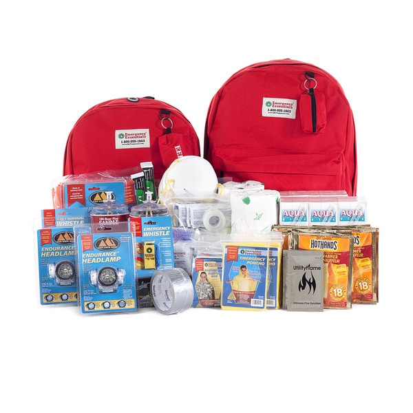 Emergency Essentials Trekker IV Emergency Kit