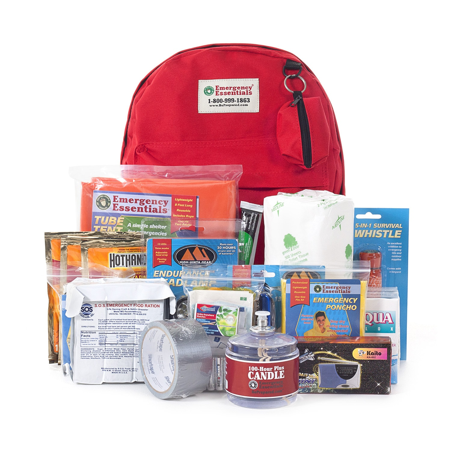Overstock.com Three-day Emergency Kit at Sears.com