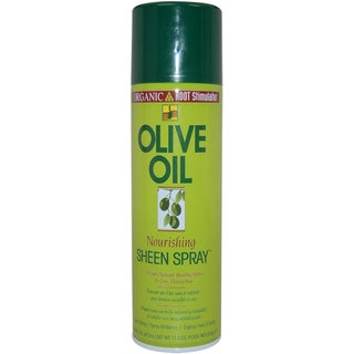 Organix Root Stimulator Olive Oil Sheen 11.5-ounce Spray