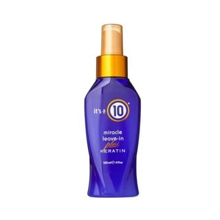 It's a 10 Miracle Leave-in 4-ounce Spray Plus Keratin