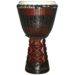 Ruby Professional Adult-size Djembe Drum (Indonesia)