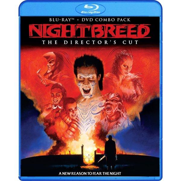 Nightbreed: Director's Cut (Blu-ray/DVD) 13318565