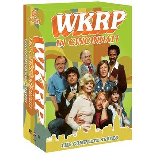 WKRP In Cincinnati: The Complete Series (DVD)