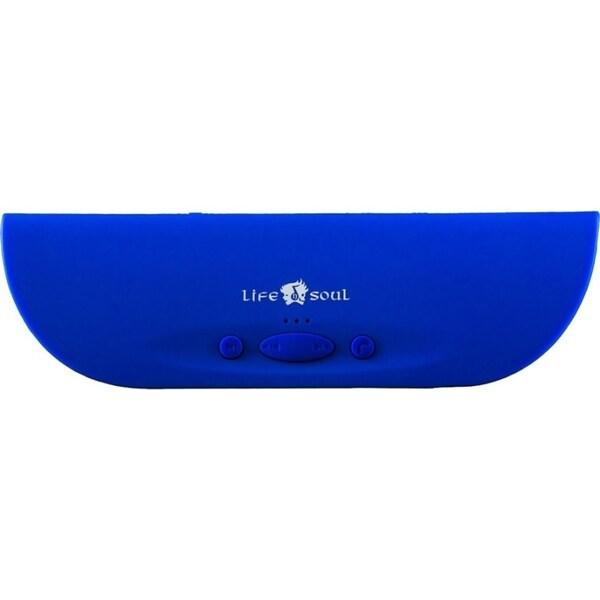 Life n soul IE102 Speaker System - Wireless Speaker(s) - Blue