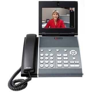 Polycom VVX 1500 D IP Phone - Cable - Desktop