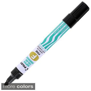 Pilot Super Color Fine Point Xylene-free Permanent Marker