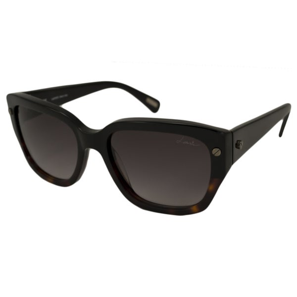 Lanvin Women's SLN503 Rectangular Sunglasses